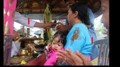 Tradisi Unik 6 Bulanan Bayi Di Bali