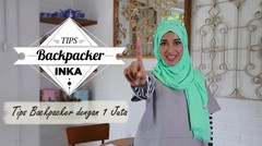Tips Liburan Dengan Budget 1 Juta