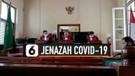 Pengambil Paksa Jenazah Covid-19 Dihukum Percobaan