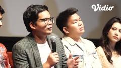 Gala Premiere dan Press Conference Film Dignitate