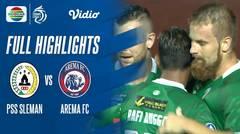 Full Highlights - PSS Sleman VS Arema FC | BRI Liga 1