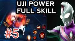 FULL SKILL Uji Coba Power Ultraman Dyna,Game Ultraman  #5