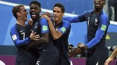 Cuplikan Pertandingan Perancis vs Belgia - Piala Dunia 2018 Rusia Dokter Bola