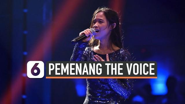 Claudia Santoso, Gadis Cirebon Pemenang The Voice Germany
