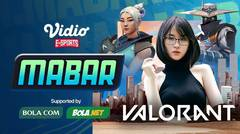 Main Bareng Valorant - Larissa Rochefort - 06 Februari 2021