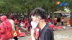 Sosialiasi Vakasin, Mengabaikan Protes