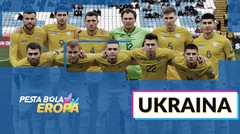 Profil Tim Ukraina di Piala Eropa 2020