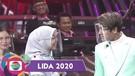 """Berbulan Bulan Billar Dekat Dengan Lesti Cuma Ngerti """"Abdi Bogoh Ka Anjeun"""".. Masa Sih Billarrr!! [LIDA 2020]"""
