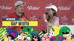 "Uap Widya ""Terperangkap"" : Nyaman HTS-an | ON OFF FESTIVAL 2019"