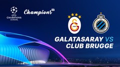 Full Match - Galatasaray vs Club Brugge I UEFA Champions League 2019/2020