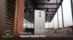 Xiaomi Redmi Pro Hands-on