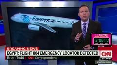 Report - EgyptAir Flight 804 signals detected