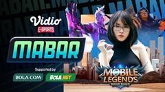 Main Bareng Mobile Legends - Larissa Rochefort - 20 Februari 2021