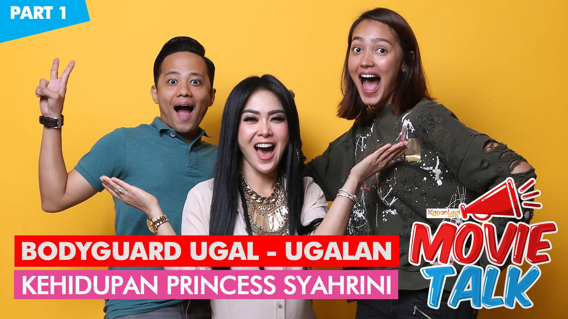 Streaming Movietalk Bodyguard Ugal Ugalan Part 1 Vidio Com