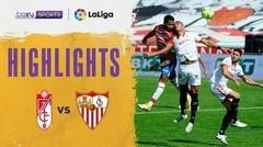 Match Highlight   Granada 1 vs 0 Sevilla   La Liga Santander 2020