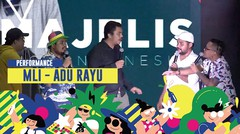 MLI Adu Rayu, Baju 'Tulus' Sampe Bolong! | ON OFF FESTIVAL 2019