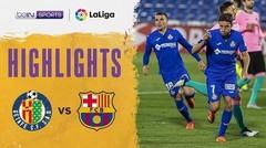 Match Highlight   Getafe 1 vs 0 Barcelona   La Liga Santander 2020