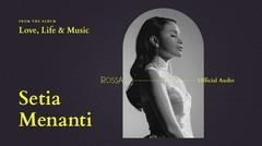 Rossa - Setia Menanti - Official Lyric Video
