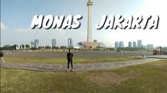 Travel Vlog Monas Jakarta | Lukman Crespo