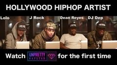 [KSTYLE TV] Hollywood Hip-hop artists' reaction to Unpretty Rapstar