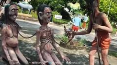 5 Patung Aneh Paling Mengerikan di Dunia