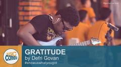 EPS 36 - Gratitude (A2c) cover by Defri Govan (Riau Guitarist)