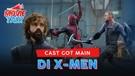 Deretan Cast Game of Thrones yang Main di Film X-Men