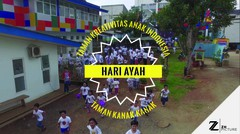 HARI AYAH - TK TAMAN KREATIVITAS ANAK INDONESIA