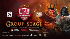 IEL University Super Series 2021 | PUBG Mobile Group Stage | 26 Februari 2021 - 26 Februari 2021