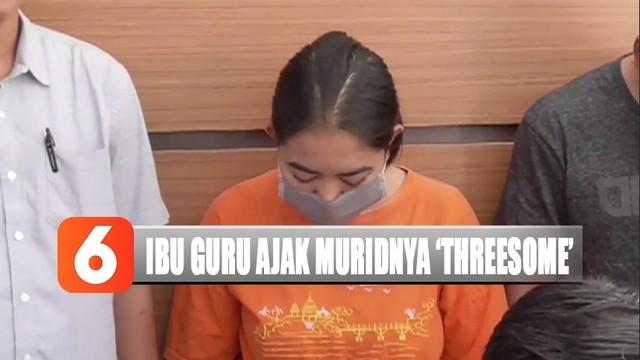 Streaming Gila Ibu Guru Di Buleleng Bali Ajak Muridnya Berhubungan Badan Dengan Sang Pacar Liputan 6 Pagi Vidio