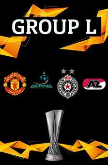 Penyisihan Grup L   Liga Europa 2019/2020
