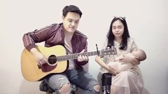 COVER - HONNE - Location Unknown | ACOUSTIC SESSION BY AVIWKILA