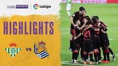 Match Highlight   Real Betis 0 vs 3 Real Sociedad   La Liga Santander 2020