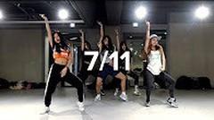 Mina Myoung Choreography ⁄ Workshop ⁄ Beyonce - 7⁄11