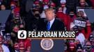 Donald Trump Klaim Laporan Kematian akibat Covid-19 Terlalu Berlebihan
