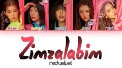 Red Velvet - Zimzalabim (lyrics)
