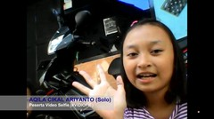 #VIDIOFIE: Selfie Dulu Sapa Tau Masuk TV :)