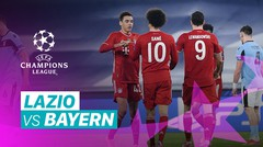Mini Match - Lazio vs Bayern Muenchen I UEFA Champions League 2020/2021