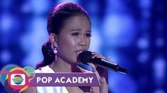 """Tinggi Melengking!!!! Jessy (Manado) """"Karena Ku Sanggup"""" Bikin Takjub Dan Raih 1 So Juri   Pop Academy 2020"""