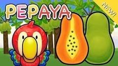 Lagu Anak Indonesia - Pepaya