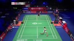 Full Match | Rasmus Gemke (DEN) 2 vs 1 Anders Antonsen (DEN) | BWF The DANISA Denmark Open 2020