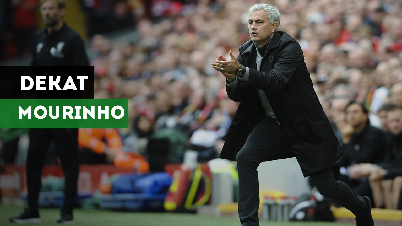 4 Pemain Manchester United Yang Dekat Dengan Jose Mourinho
