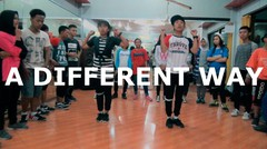 'A DIFFERENT WAY' - DJ Snake ft. Lauv (nickfabian Remix) Dance | Roland Wijaya Choreography