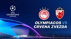 Full Match - Olympiacos vs Crvena Zvezda I UEFA Champions League 2019/2020
