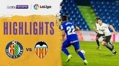 Match Highlights| Getafe 3 vs 0 Valencia | La Liga Santander 2021