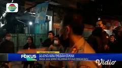 Bubarkan Suporter PSS Sleman, Polisi Lepas Gas Air Mata