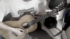 surat cinta untuk starla gitar cover