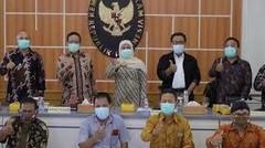 Gubernur Sampaikan Hasil Pertemuan Dengan Mengkopolhukam