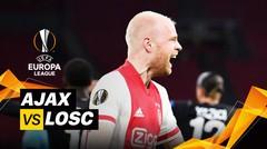 Mini Match - Ajax vs Losc Lille I UEFA Europa League 2020/2021