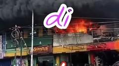 Video kebakaran di malang